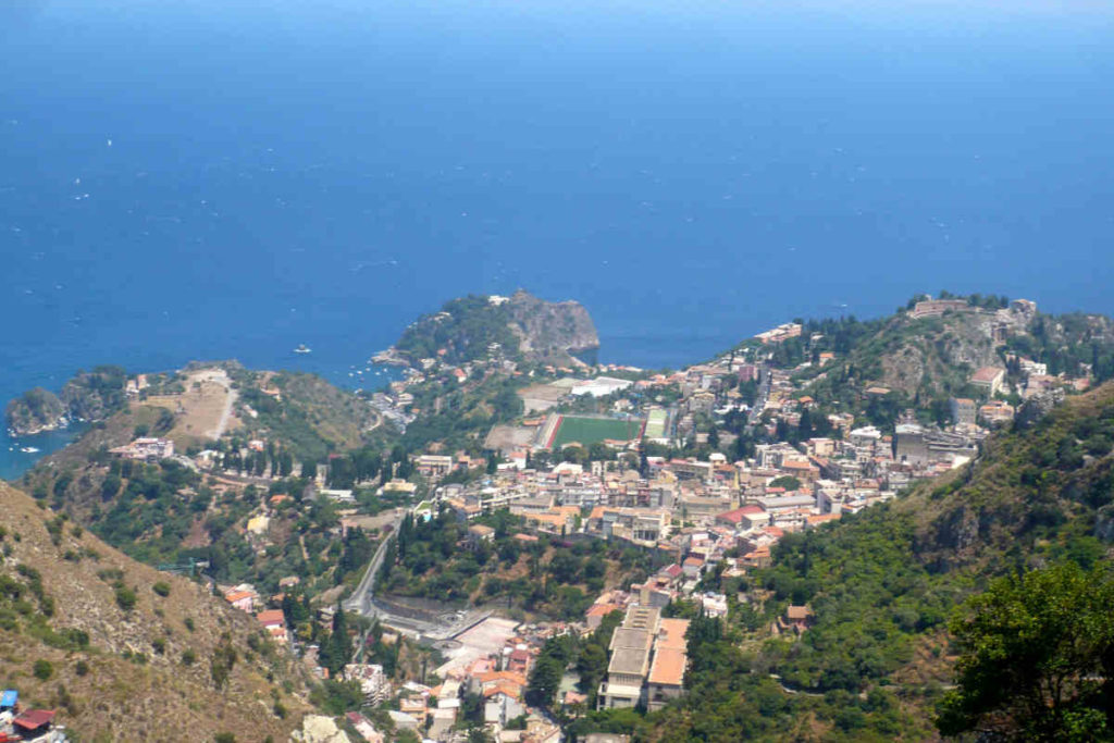 Taormina Castelmola