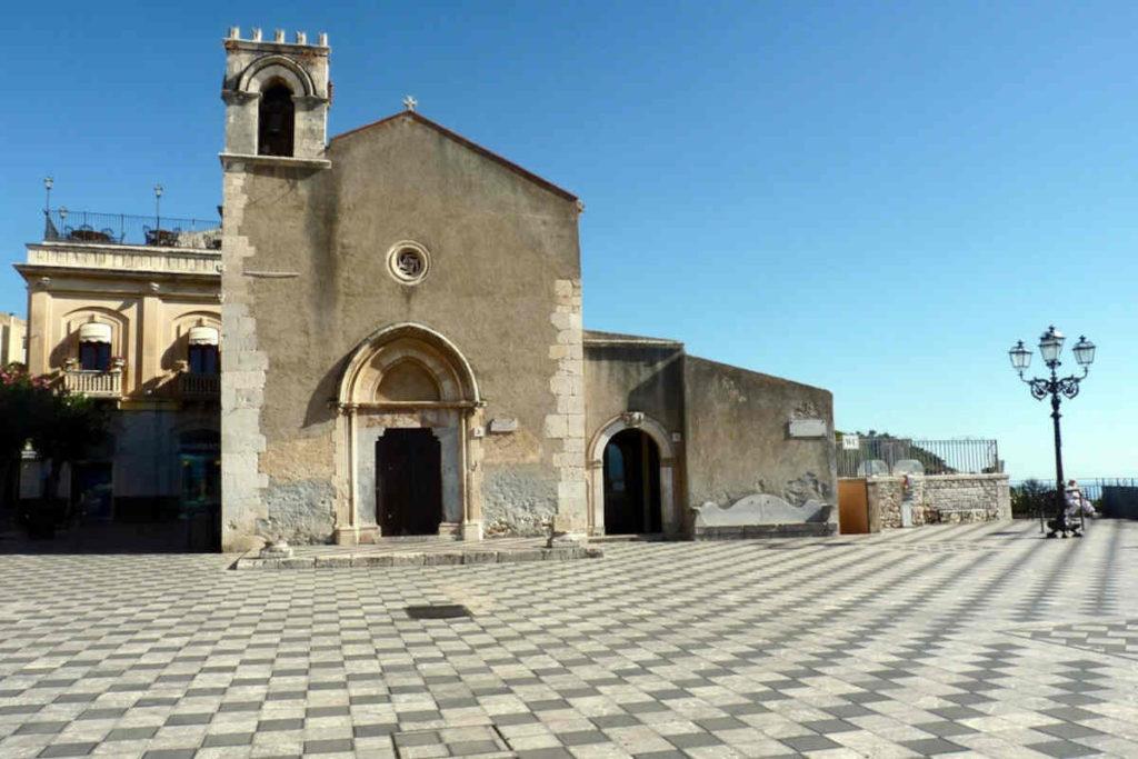 Taormina Chiesa Sant'Agostino