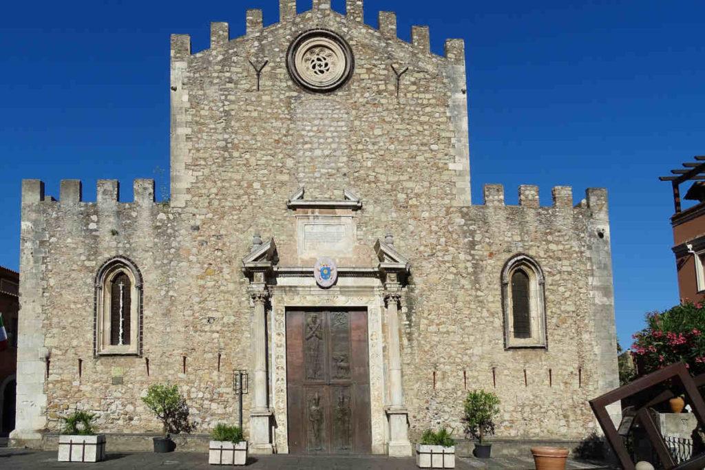 Taormina Duomo