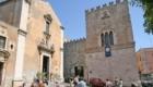 タオルミーナのコルヴァイア宮