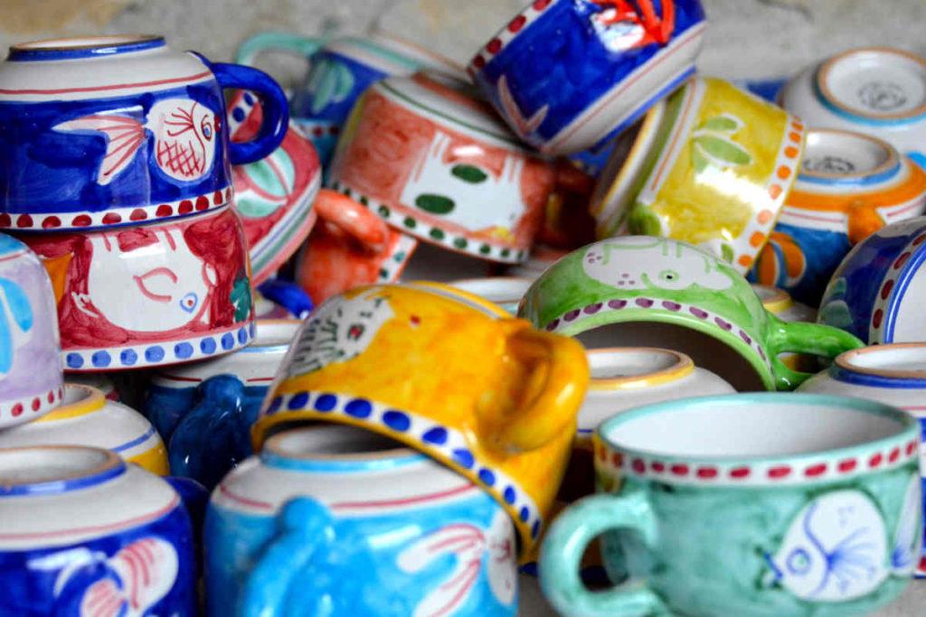 Vietri sul mare Ceramics