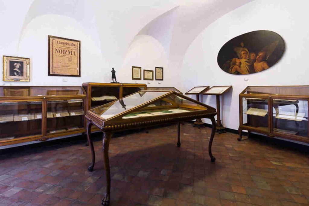 ベッリーニの家・博物館(Catania Museo Belliniano)