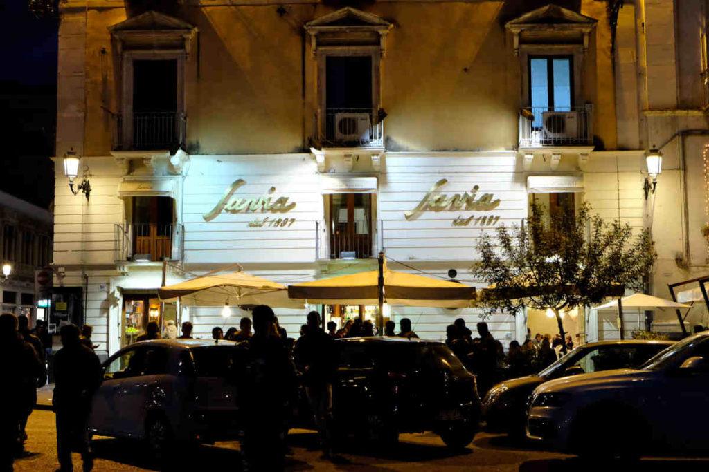 Catania Pasticceria Savia