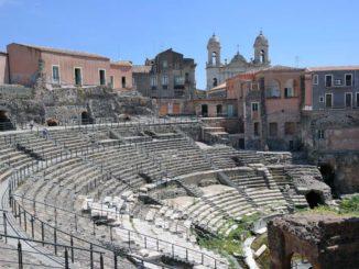 カターニアのロマーノ劇場