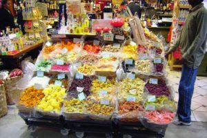 フィレンツェ中央市場