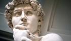 フィレンツェ・アカデミア美術館 ミケランジェロ作「ダヴィデ像」