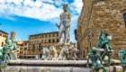 フィレンツェ・シニョリア広場