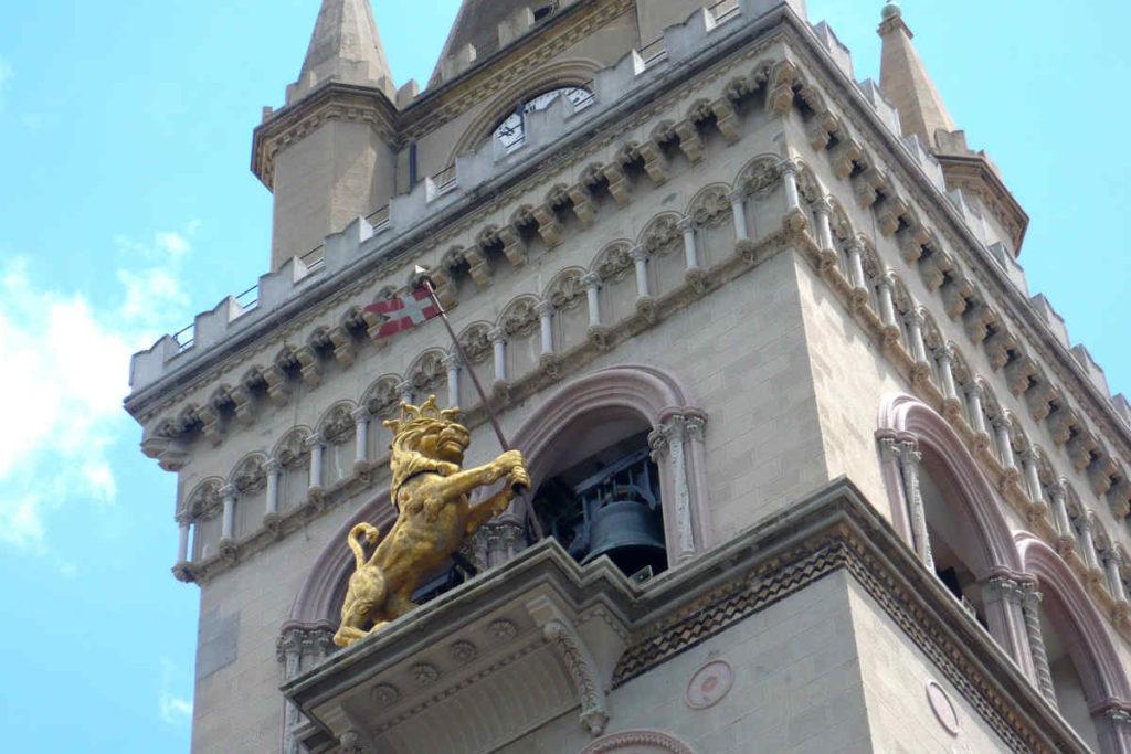 Messina Campanile e orologio