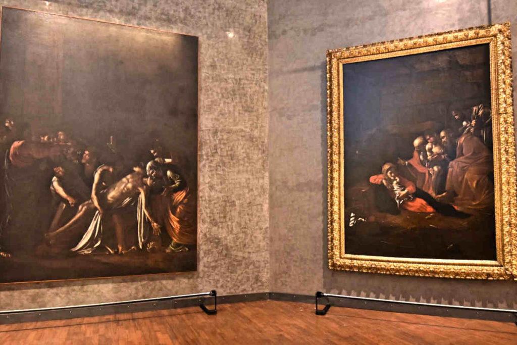 Museo Regionale di Messina Caravaggio