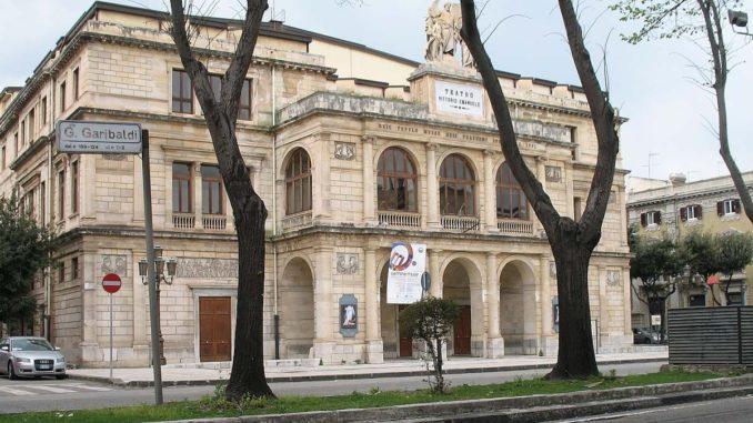 メッシーナのヴィットリオ・エマヌエーレ劇場