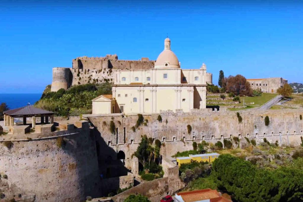 Milazzo Castello Duomo