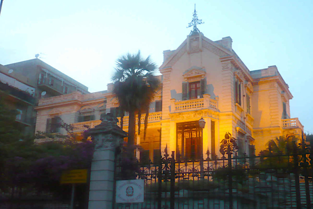 Milazzo Villa Vaccarino