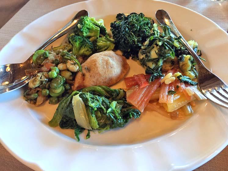 mozzarella-lunch-verdure