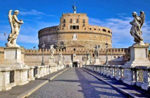 ローマ サンタンジェロ城