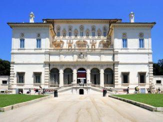 ローマ ボルゲーゼ美術館