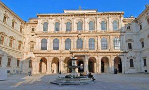 ローマ バルベリーニ宮殿