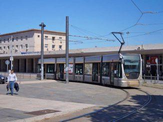 メッシーナ中央駅