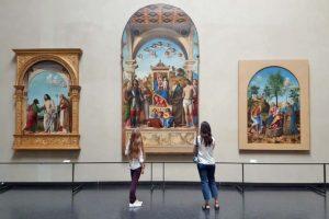 ベニス アカデミア美術館