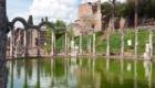 ローマ ハドリアヌスの別荘遺跡