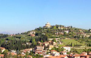 ベローナ サンレオナルドの丘