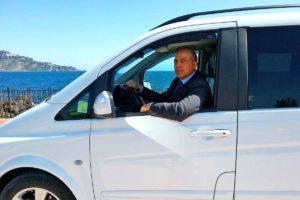 シチリア島の専用車送迎サービス