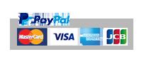 支払い方法、利用可能なクレジットカード