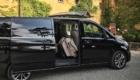 ローマの送迎車