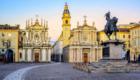 トリノのサンカルロ広場
