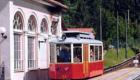 Cablecar for La Basilica di Superga a Torino