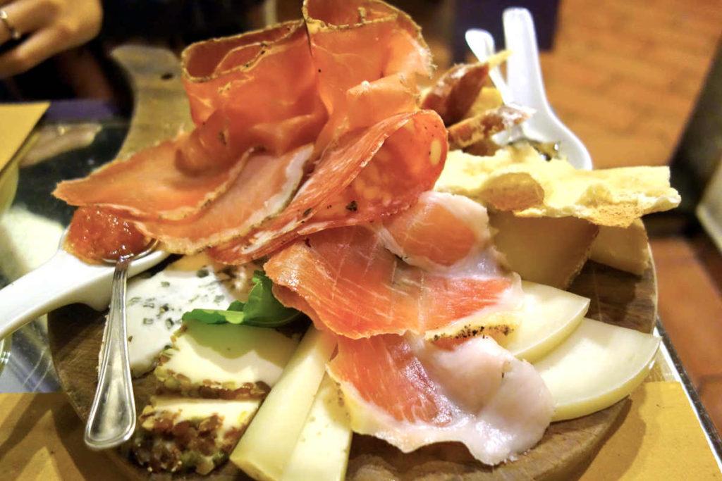 Firenze Mangiafoco Osteria Tartuferia