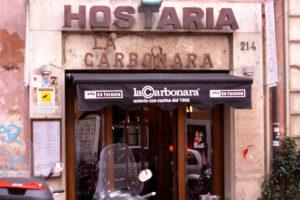 Hostaria La Carbonara