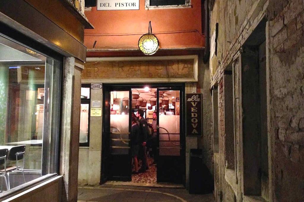 Venezia Cà D'Oro alla Vedova