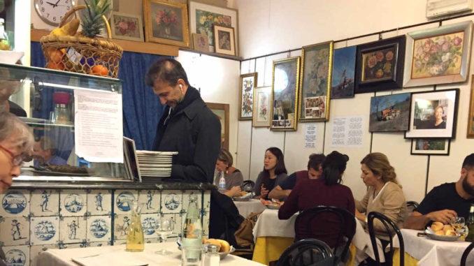Milano Ristorante La Latteria