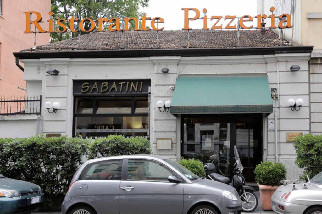 Milano Ristorante Pizzeria Sabatini