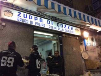 Napoli Ristorante A Figlia d'O Luciano