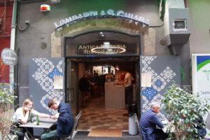 Napoli Ristorante Lombardi a Santa Chiara