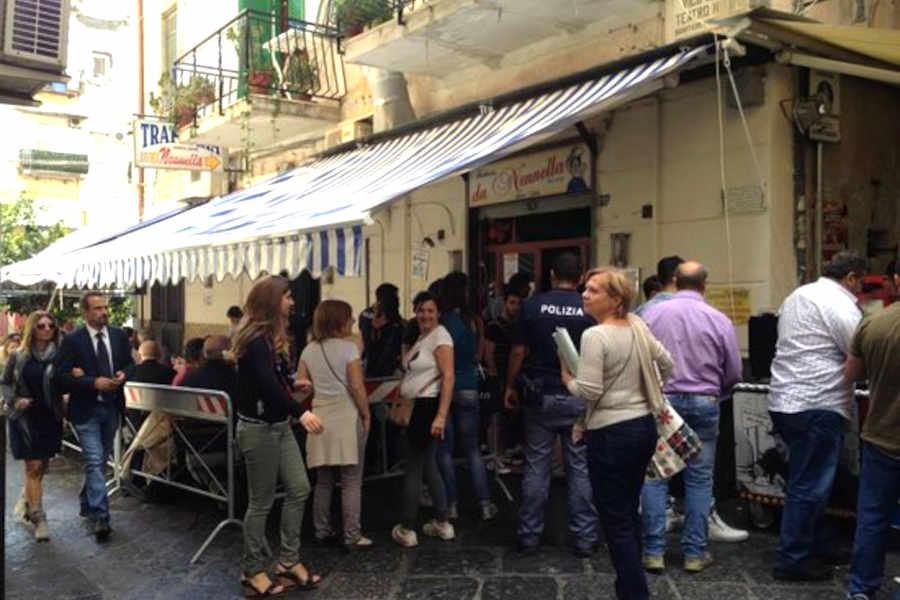 Napoli Trattoria da Nennella Menu 2021