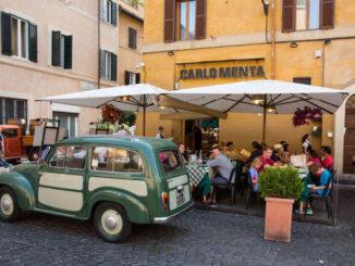 Roma Ristorante Carlo Menta