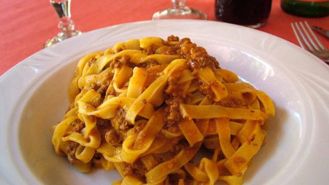 Bologna Trattoria del Rosso