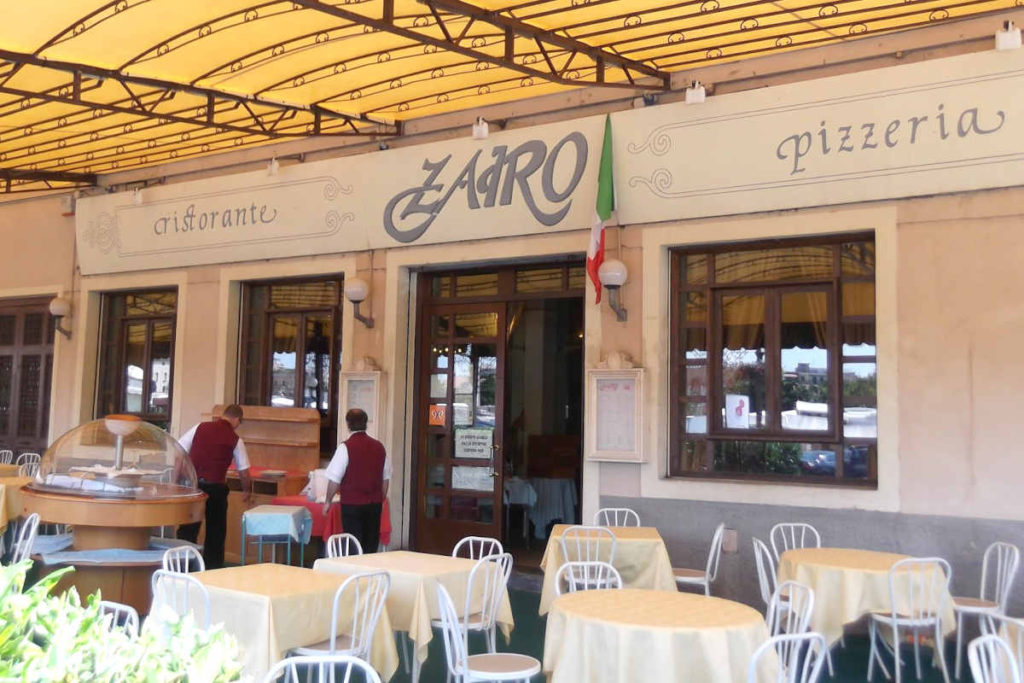 Padova Ristorante Zairo