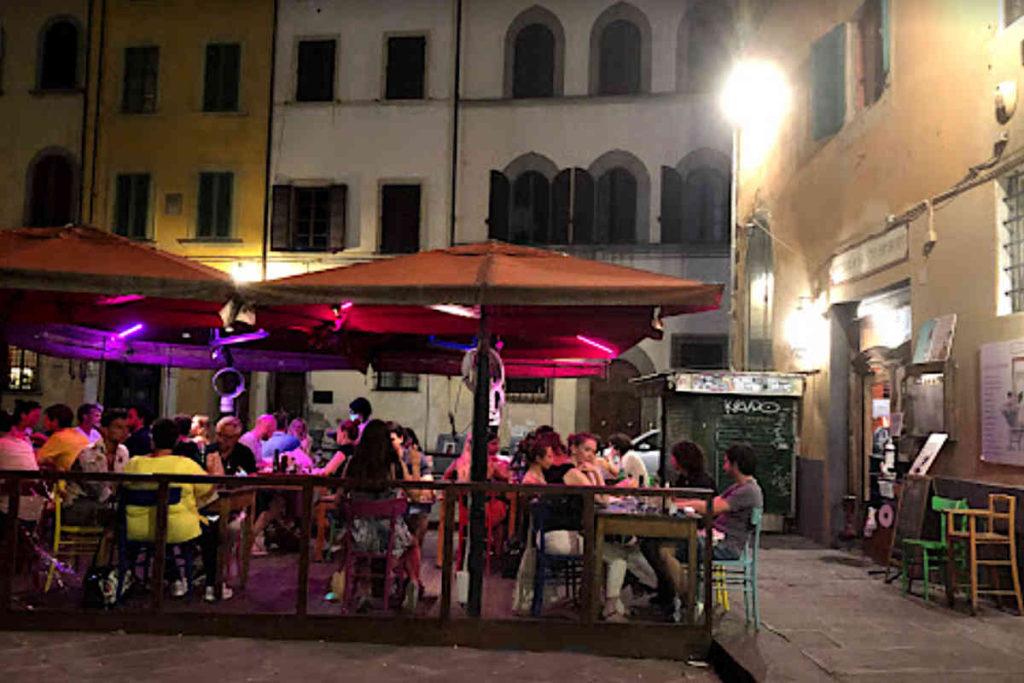 Firenze Osteria Santo Spirito