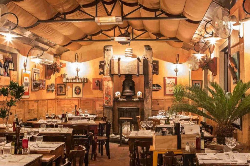 Firenze Trattoria 13 Gobbi