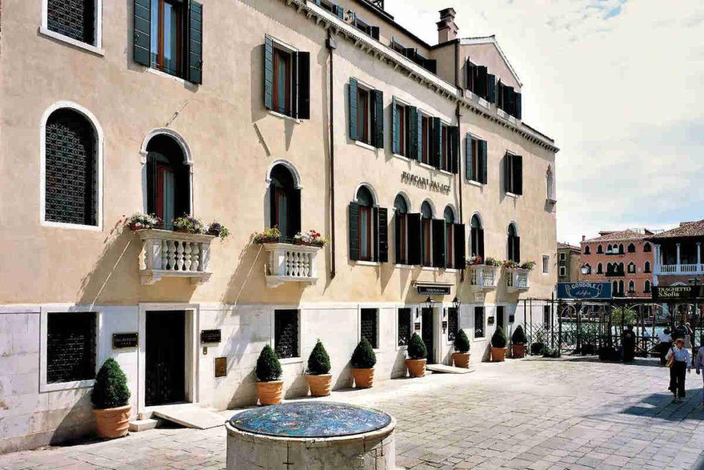 Venezia Hotel Foscari Palace